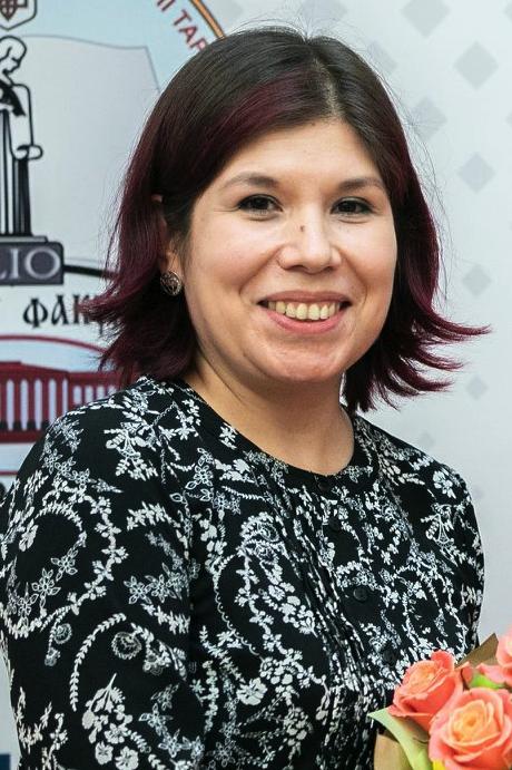 Anna Mariya Basauri Ziuzina